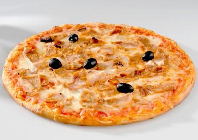 La KEBAB PIZZA